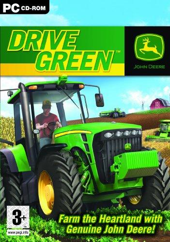 John Deere Drive Green (PC) [Edizione: Regno Unito]