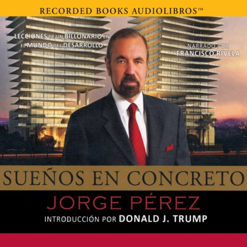 Sueños en concreto [Dreams in Particular] audiobook cover art