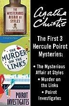 Hercule Poirot Bundle: The Mysterious Affair at Styles, Murder on the Links, and Poirot Investigates (Hercule Poirot Myste...