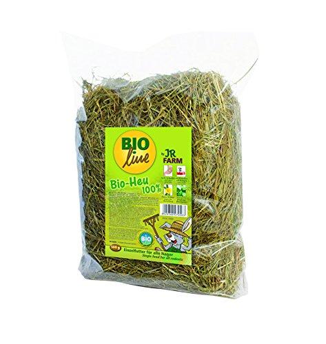 12042 JR Bio-Line 100 % bio pour rongeurs 1000 g