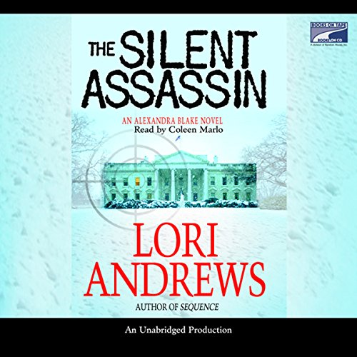 The Silent Assassin audiobook cover art