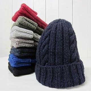(インバーアラン) inverallan hat 22f knit cap