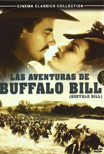 Las Aventuras De Buffalo Bill [DVD]