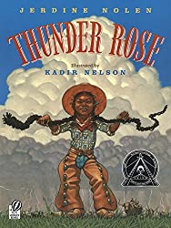 Thunder Rose folktale book cover