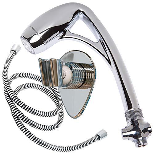 ETL 26181 Plastic Body Spa Oxygenics Shower with 60' Hose