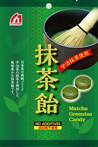 桃太郎製菓 抹茶飴 80g×12袋