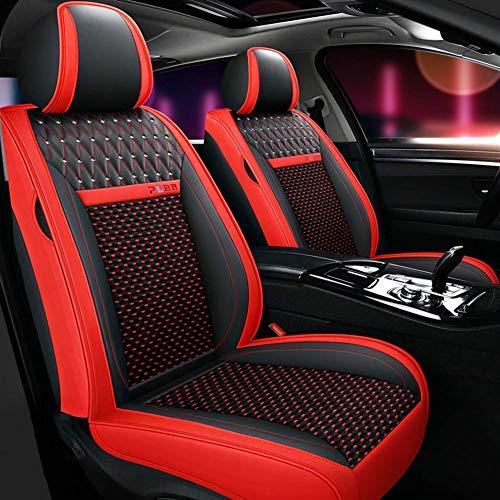 Autositzbezug-Schutz Damen Damen-Autositz-Set, universelles Fünf-Sitz-Kissen,...