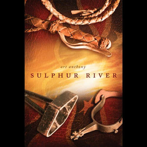 Sulphur River audiobook cover art