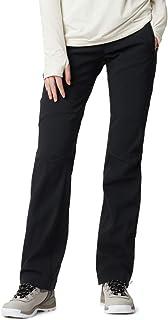 Columbia Women's Back Beauty Passo Alto Heat Pant, Black, 6