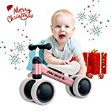 YGJT Bicicletas sin Pedales para Niños 1 Año(10-18 Meses) Triciclos Bebes...