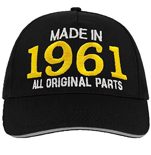 cappello 80 anni Bombo Cappello per Compleanno 60 Anni