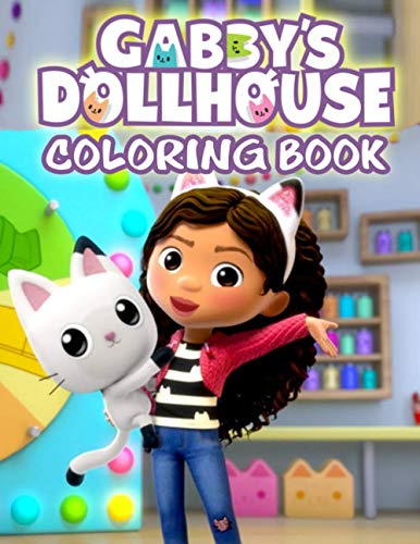 Compare Textbook Prices for Gabby's Dollhouse Coloring Book: Amazing Graphic Of Gabbys Doll's House, Great Gift For Your Kid, For Gabby's Lovers High Quality Characters With Good Design  ISBN 9798734901403 by ndeyfr, Sealiz