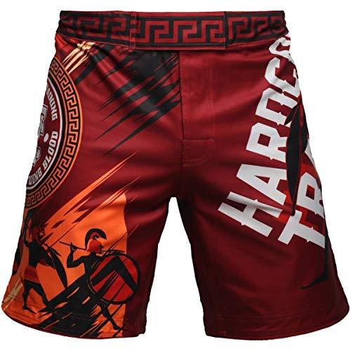 Shorts Hardcore Training Sparta Red-m Pantalones