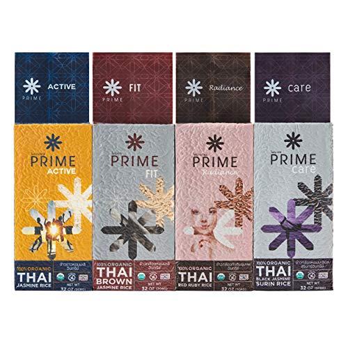Organic Thai Hom Mali Jasmine Rice