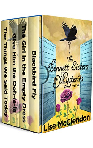 The Bennett Sisters Mysteries Vol 1-4 (Bennett Sisters Mysteries boxsets series Book 6) (English Edition)