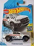 Hot Wheels 2020 Hw Speed Graphics '19 Ford Ranger Raptor, White 76/250