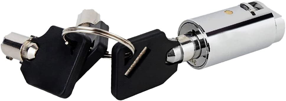 Prettyia Rustproof Zinc Our shop OFFers the best service Alloy Universal with Un Lock - Tulsa Mall Automatic