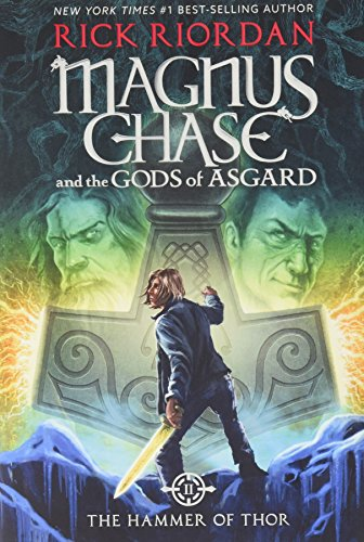 HAMMER OF THOR (Magnus Chase and the Gods of Asgard