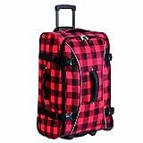 Athalon Luggage 26 Inch Hybrid...