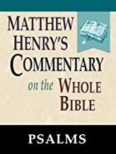 Matthew Henry's Commentary on the Whole Bible-Book of Psalms