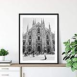 FA LEMON Italien Kunst Mailand Venedig druckt Wandkunst