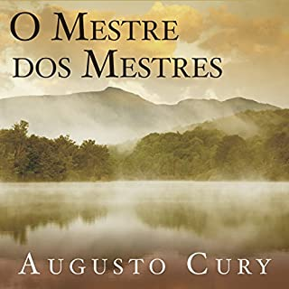 O mestre dos mestres [The Master of Masters] audiobook cover art