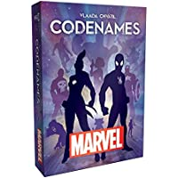 USAopoly Marvel Codenames Board Game