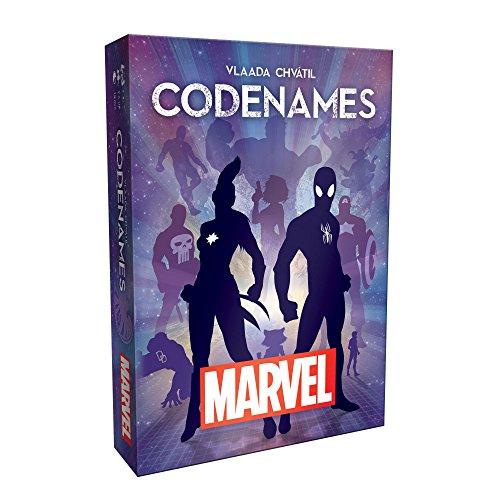USAopoly Marvel Codenames