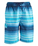 Kanu Surf Men's Miles Swim Trunks (Regular & Extended Sizes),...