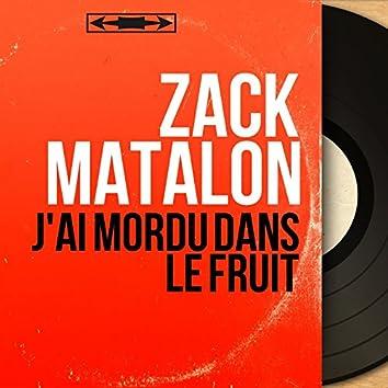 J'ai mordu dans le fruit (feat. Jean-Pierre Guigon et son orchestre) [Mono Version]