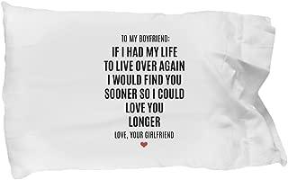 Best pillowcase ideas for boyfriend Reviews