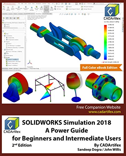 SOLIDWORKS Simulation 2018: A Power Guide for Beginners and Intermediate Users