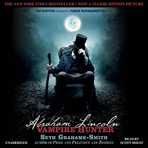 Abraham Lincoln: Vampire Hunter Titelbild
