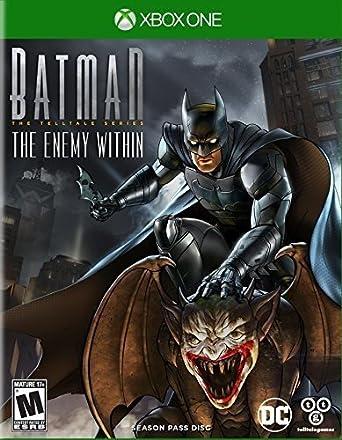 Batman: Telltale Series Enemy Within