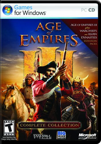 Age of Empires III Complete Collection [Online Game Code]