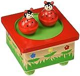 New Classic Toys - 9381 - Boîte À Musique - Coccinelles