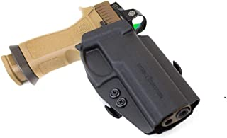 Priority 1 Holsters Outside The Waistband Holster for Sig Sauer P320 X5 - Kydex OWB Holster…