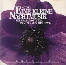 Musik zur Nacht (CD Album Wolfgang Amadeus Mozart, 14 Tracks)