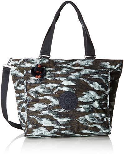 Kipling Damen New Shopper L Tote Mehrfarbig (Dynamic Dots)