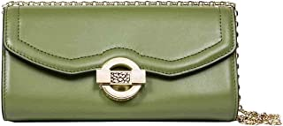Luxury Fashion | Borbonese Womens 963844I65U81 Green Shoulder Bag |