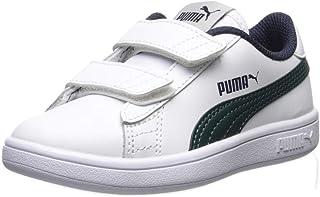 Puma Smash V2 con Velcro Tenis para Bebé-Niños