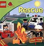 LEGO DUPLO: Rescue (Lego Ville) by DK Publishing (2009-04-20)