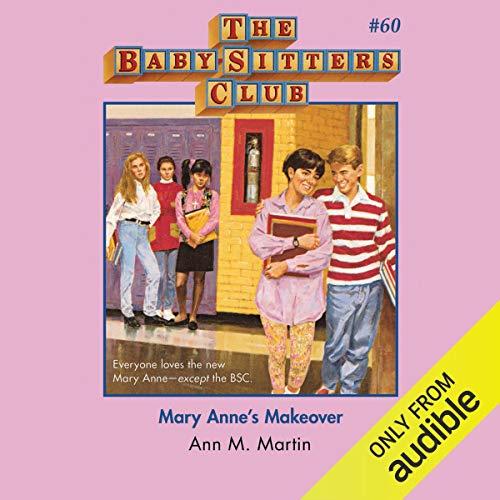 Mary Anne's Makeover cover art