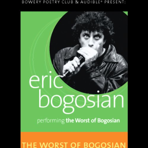 The Worst of Bogosian, Volume One cover art