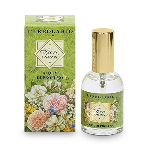 Chiari L Erbolario fiori Eau de di profumo, 1 pacchetto (1 x 50 ml)