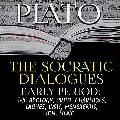 The Apology / Crito / Charmides / Laches / Lysis / Menexenus / Ion / Meno Titelbild