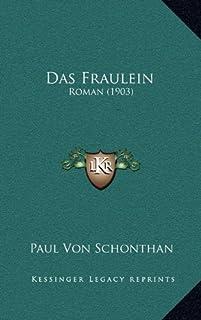 Das Fraulein: Roman (1903)