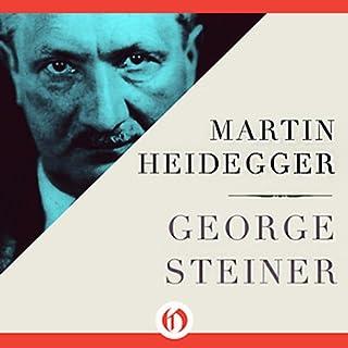 Martin Heidegger cover art