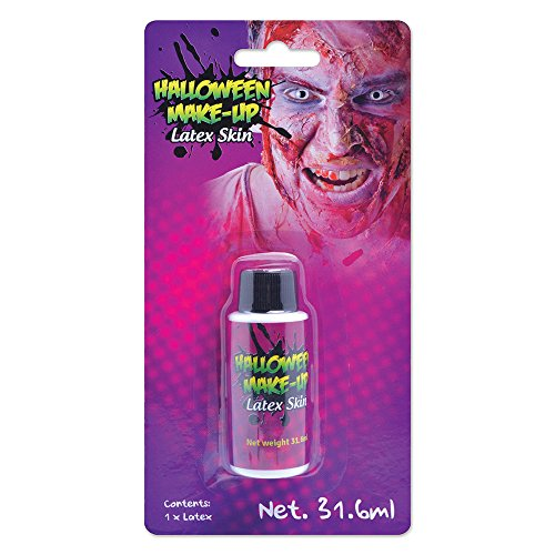 Bristol Novelty Mu237 Zombie en latex Peinture kit, adulte, taille unique