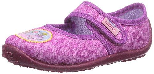 Prinzessin Lillifee Mädchen 230221 Flache Hausschuhe, Violett (Viola), 30